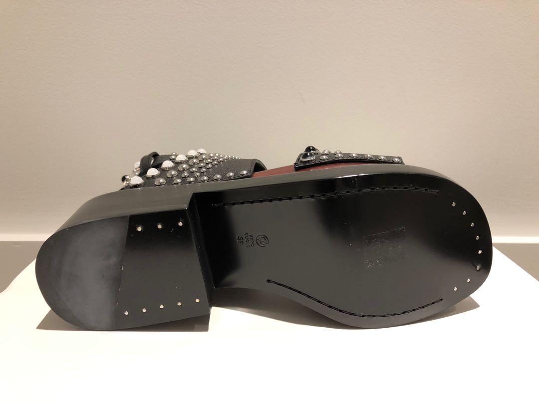 3.1 PHILLIP LIM Nashville studded leather platform sandals