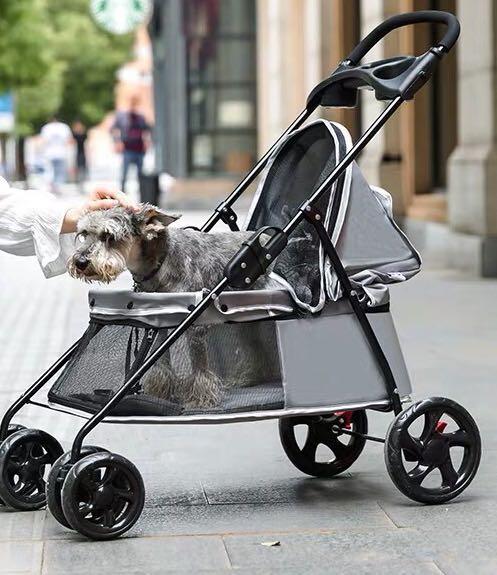 寵物手推車 貓條 狗仔  出街街
