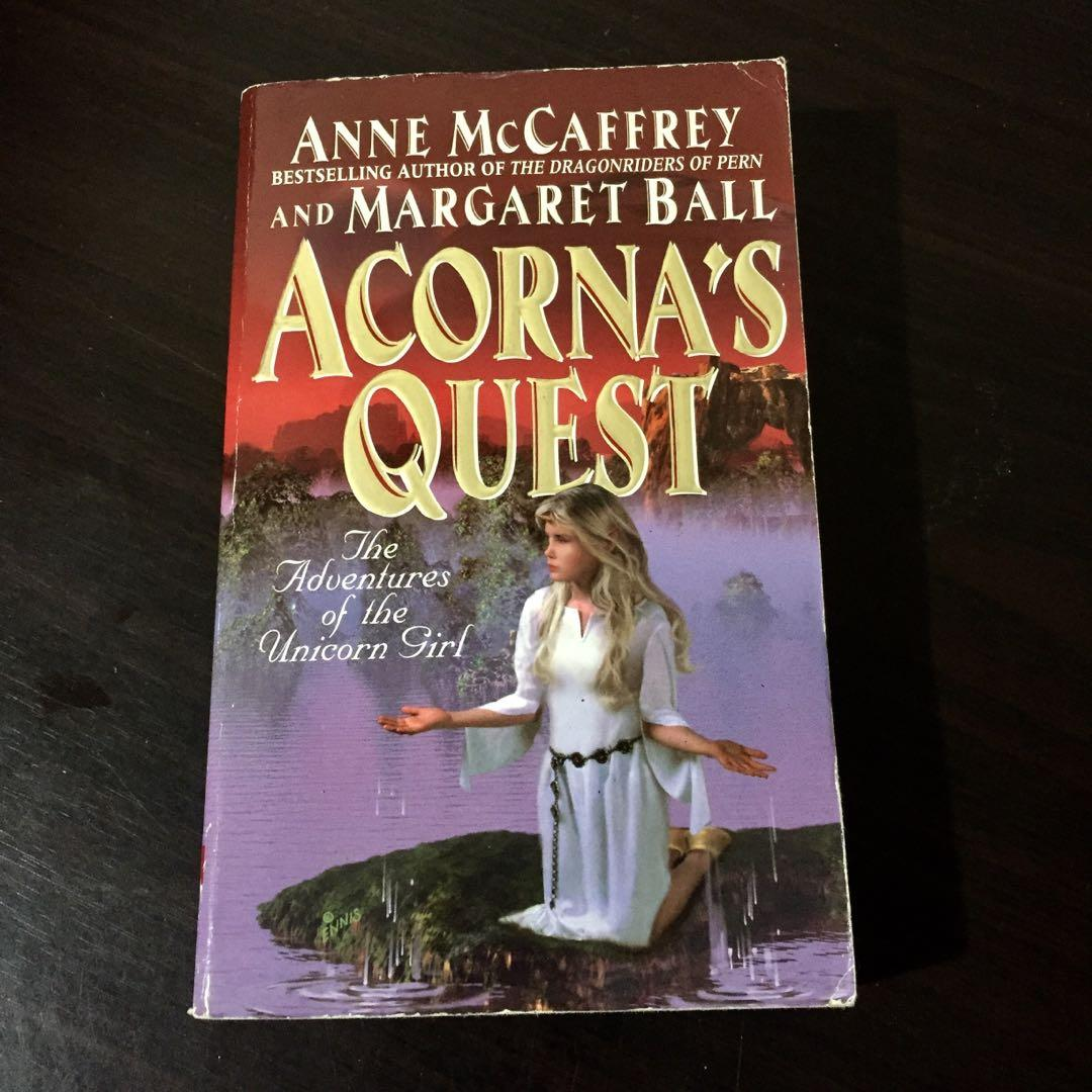 Acorna's Quest: The Adventures Of the Unicorn Girl by Anne McCaffrey and Margaret Ball