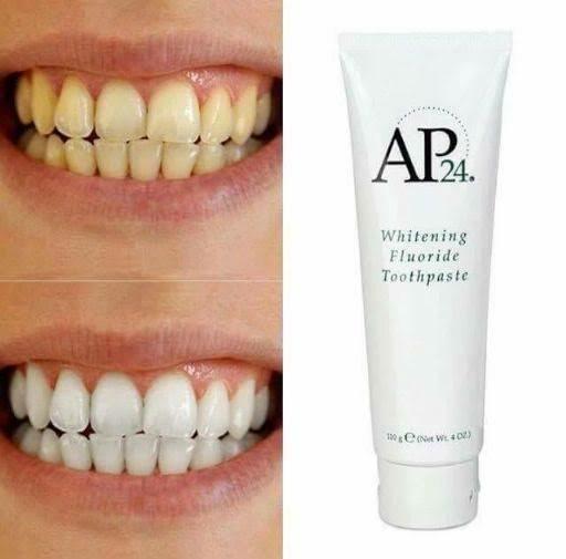 AP 24® whitening FlourideToothpaste