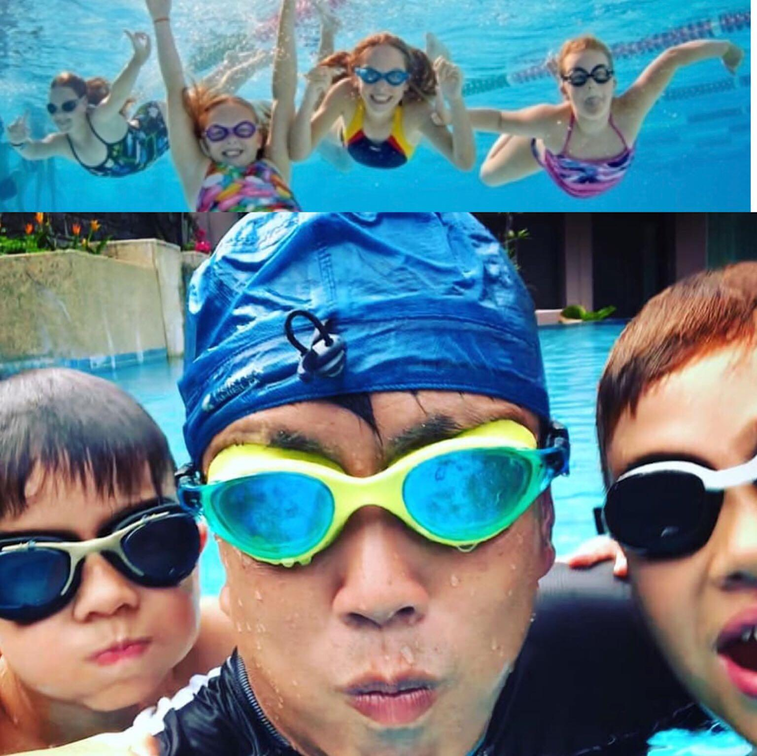 AUTISM 🧜‍♀️ ADHD Child Swimming  Program 1 to 1 Coaching