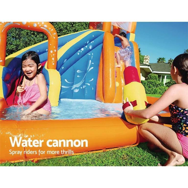 Bestway Inflatable Water Slide Pool Slide Jumping Castle Playground Toy Splash