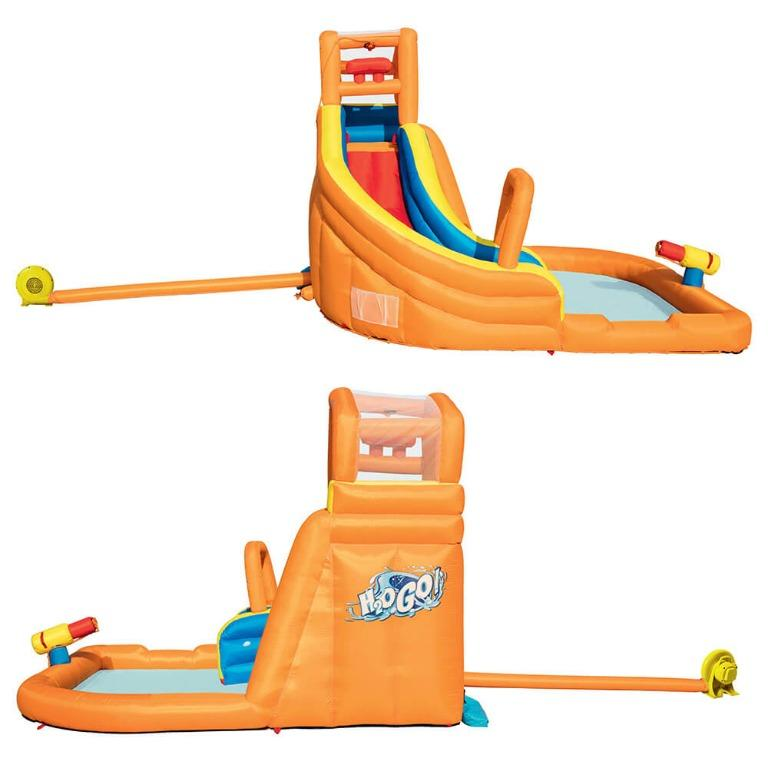 Bestway Inflatable Water Slide Pool Slide Jumping Castle Playground Toy Splash