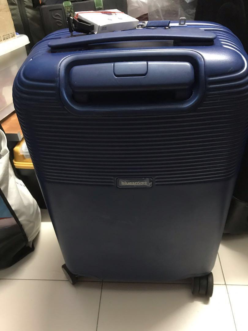 Bluesmart luggage series 2 expendable carry on