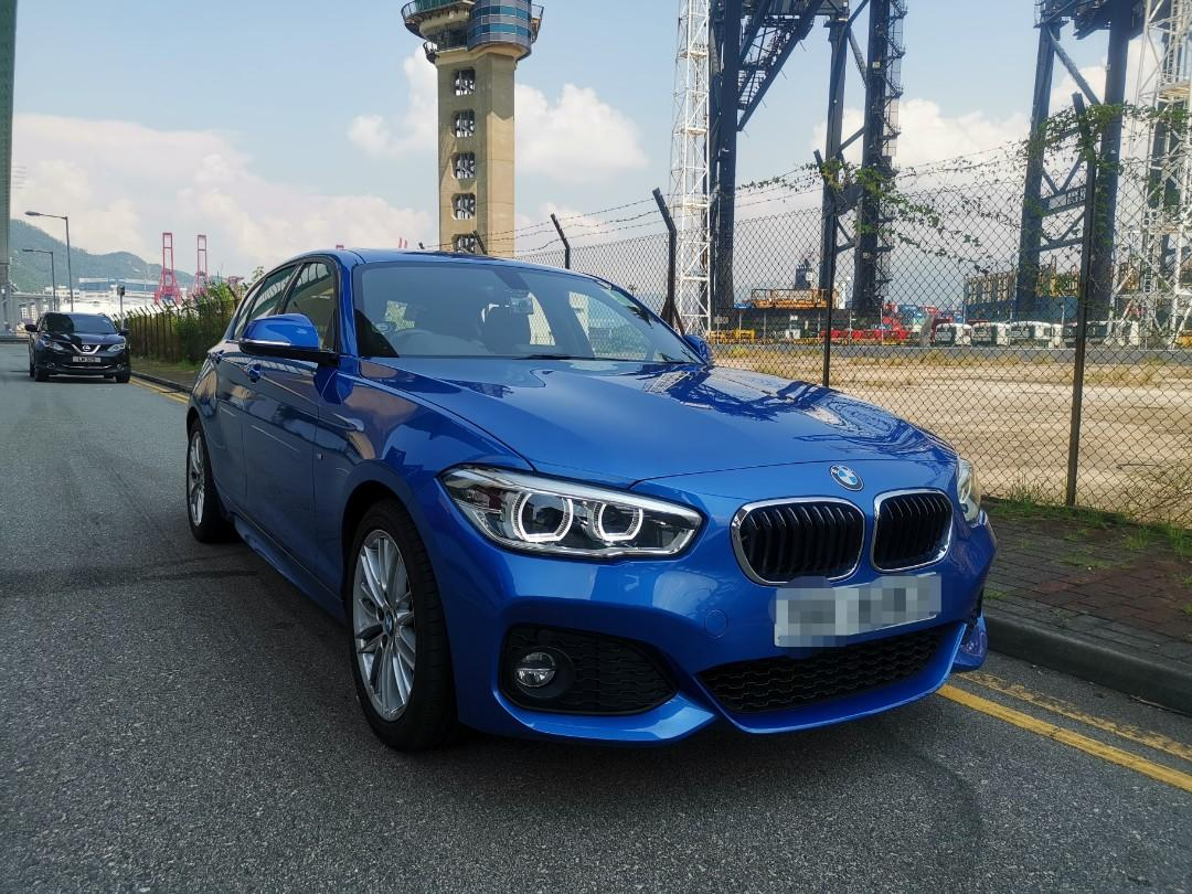 BMW 120I M PACKAGE 2018