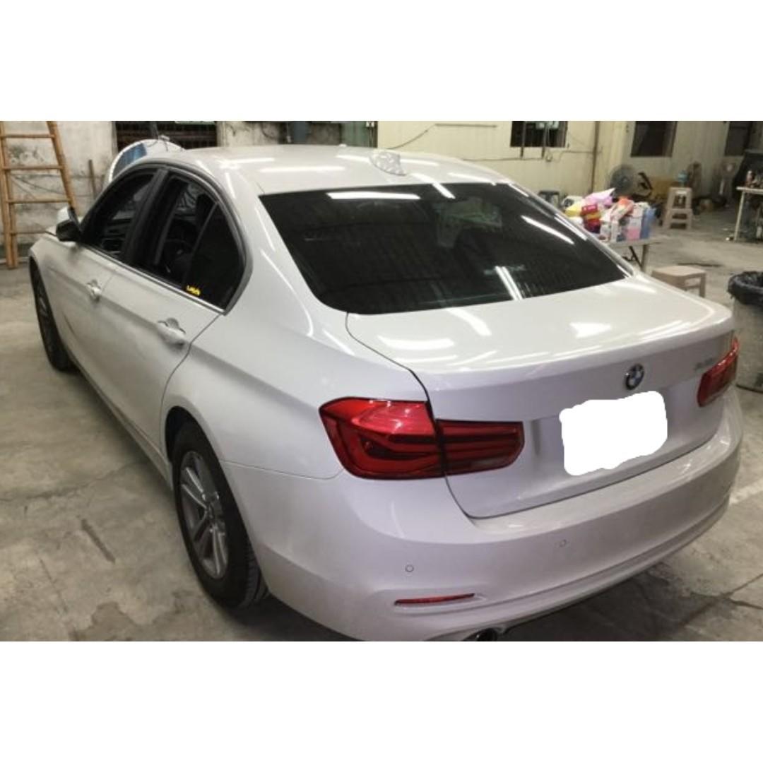 BMW 318 2017年 1.5L