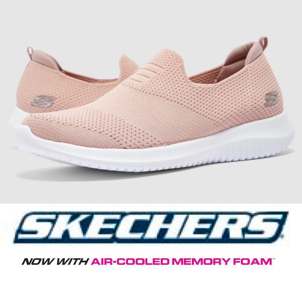 skechers usa memory foam