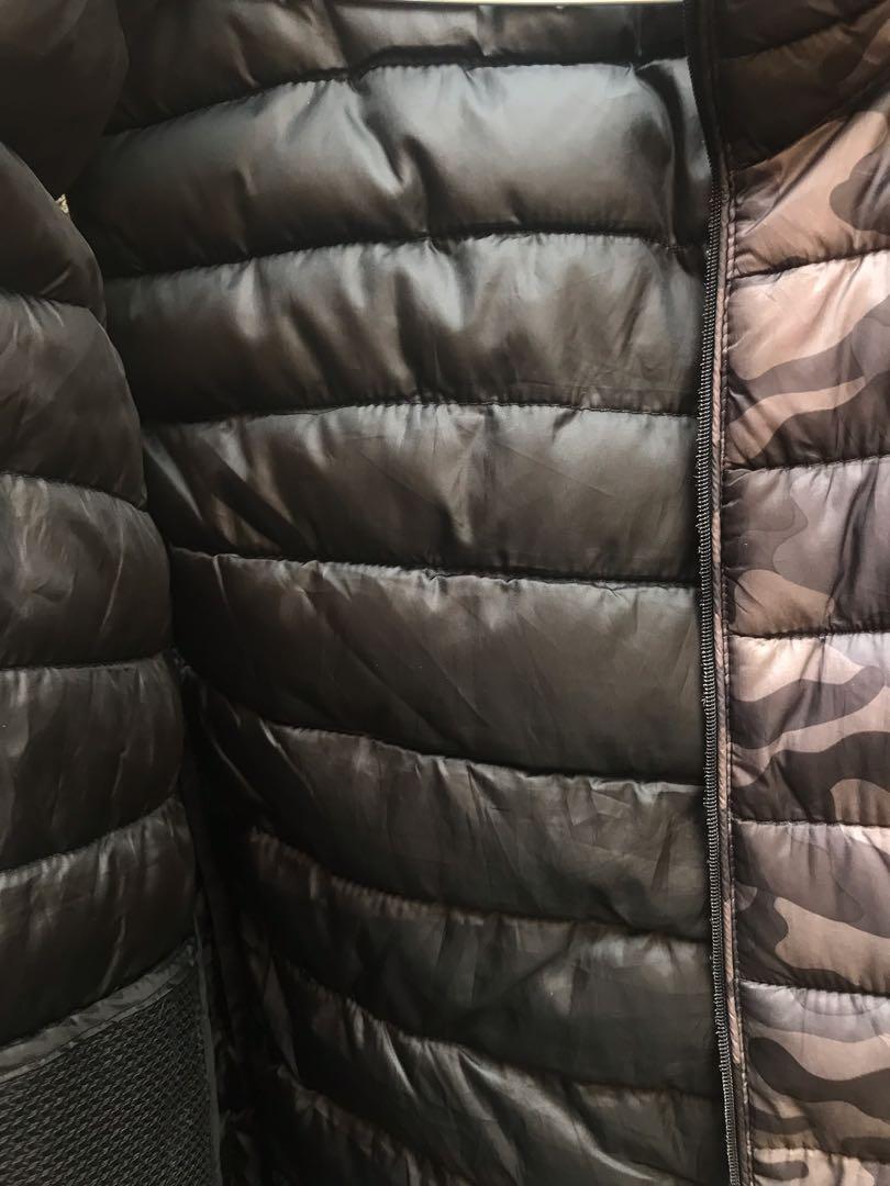 Camo Vest Jacket