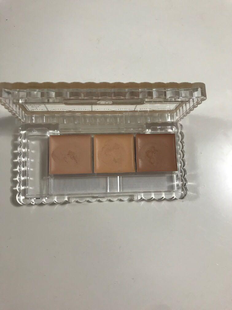 Canmake concealer palette 01