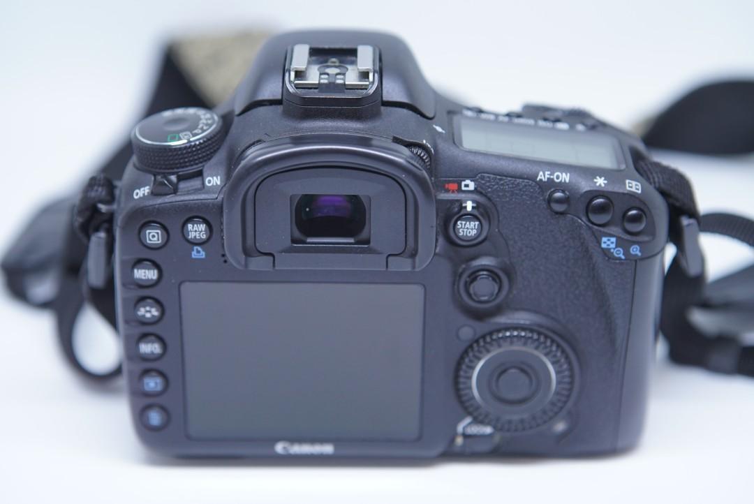 Canon EOS 7D + Tamron 18-270mm F/3,5-6,3 Di II VC PZD