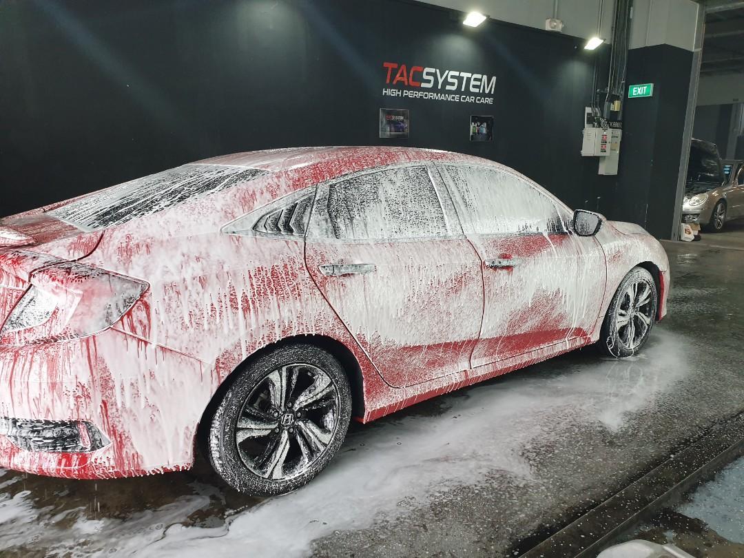 Car wash 🔥