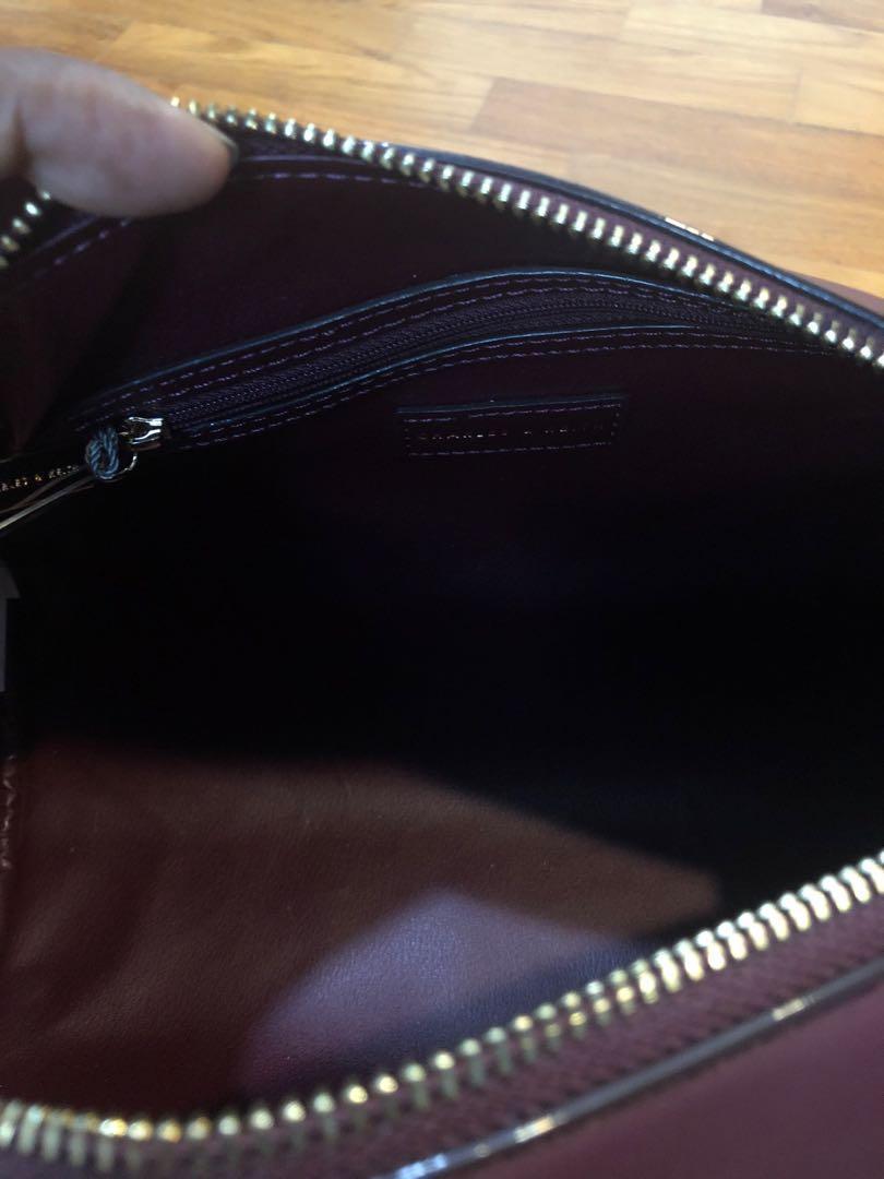 Charles and Keith Mini Duffel Crossbody Bag