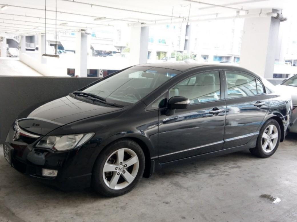 Civic For Rent