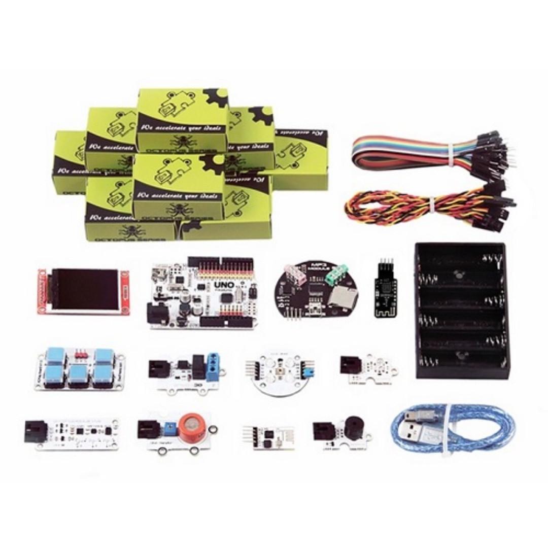ElecFreaks, Arduino Advanced Kit (7 Days Warranty)