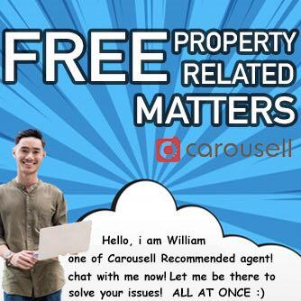 Free property advice (Carousell recommended agent)