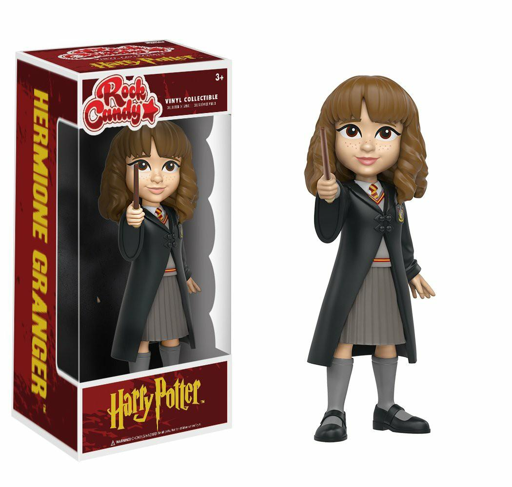 Harry Potter Funko Rock Candy Hermione Granger Action Figure