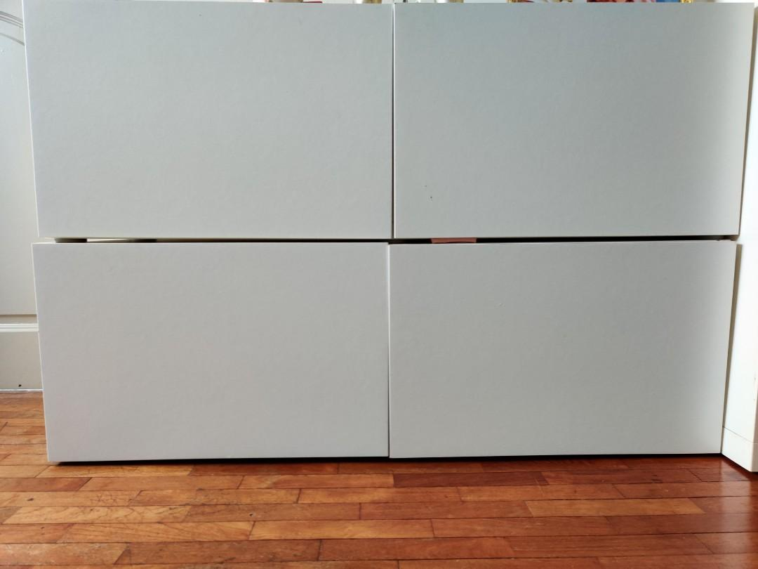 Ikea Storage Cabinets Furniture Shelves Drawers On Carousell