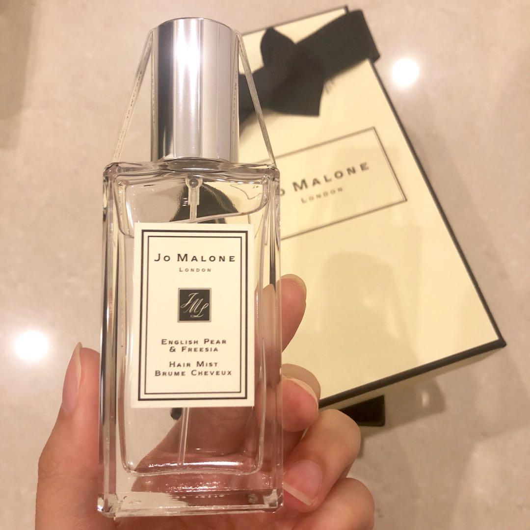 Jo malone 英國梨與小蒼蘭髮香噴霧 髮香水