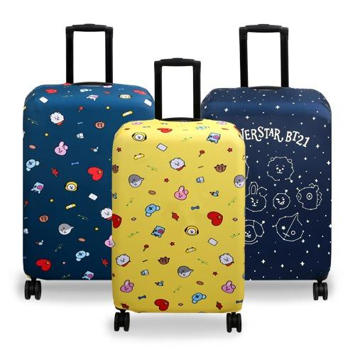 [KOREA PS / NO EMS] BT21 BTS MONOPOLY LUGGAGE COVER