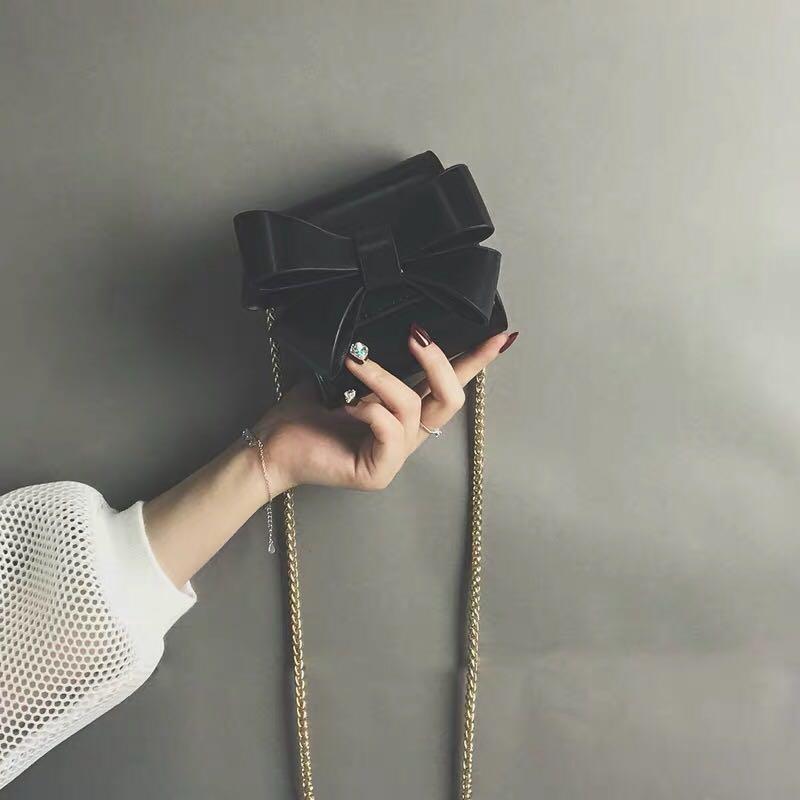 Korean Ribbon Bag