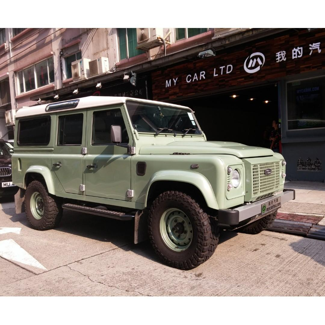 LAND ROVER DEFENDER 110 2015