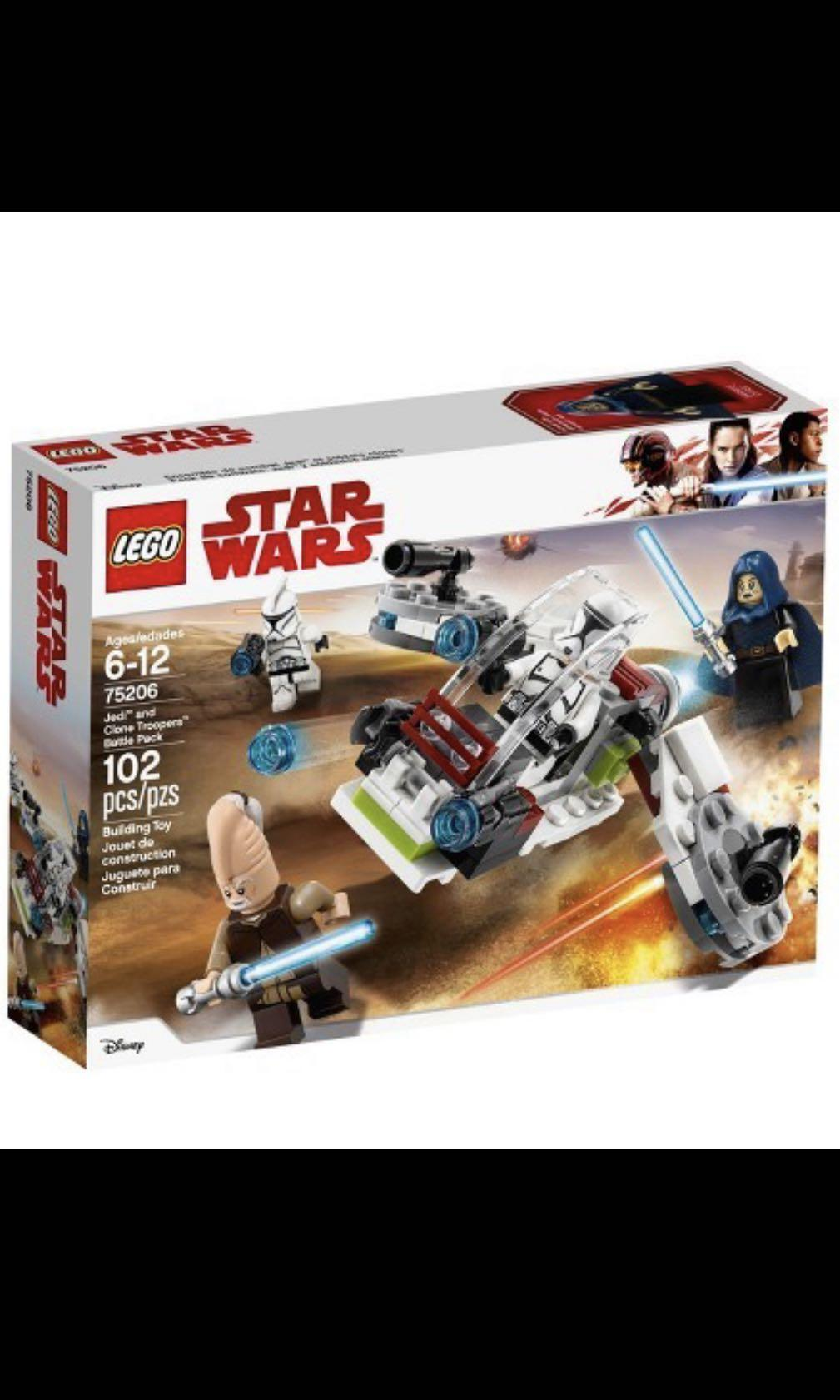 STAR WARS lego NAARE sith THE FREEMAKERS jedi GENUINE 75145 eclipse fighter NEW