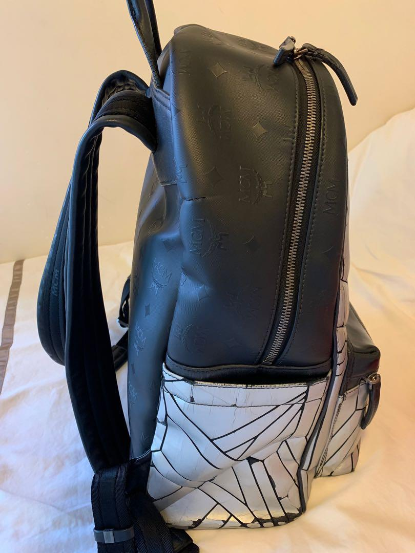 MCM Medium Bionic Backpack