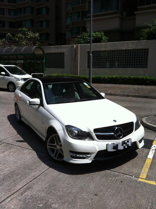 MERCEDES-BENZ C200 AMG Package