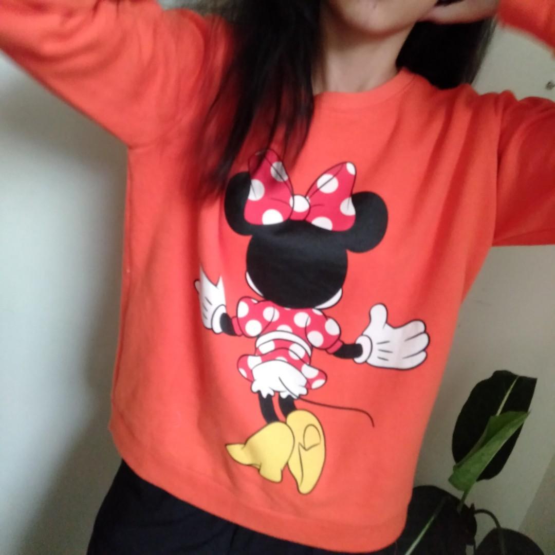 Minnie Slimfit Sweater