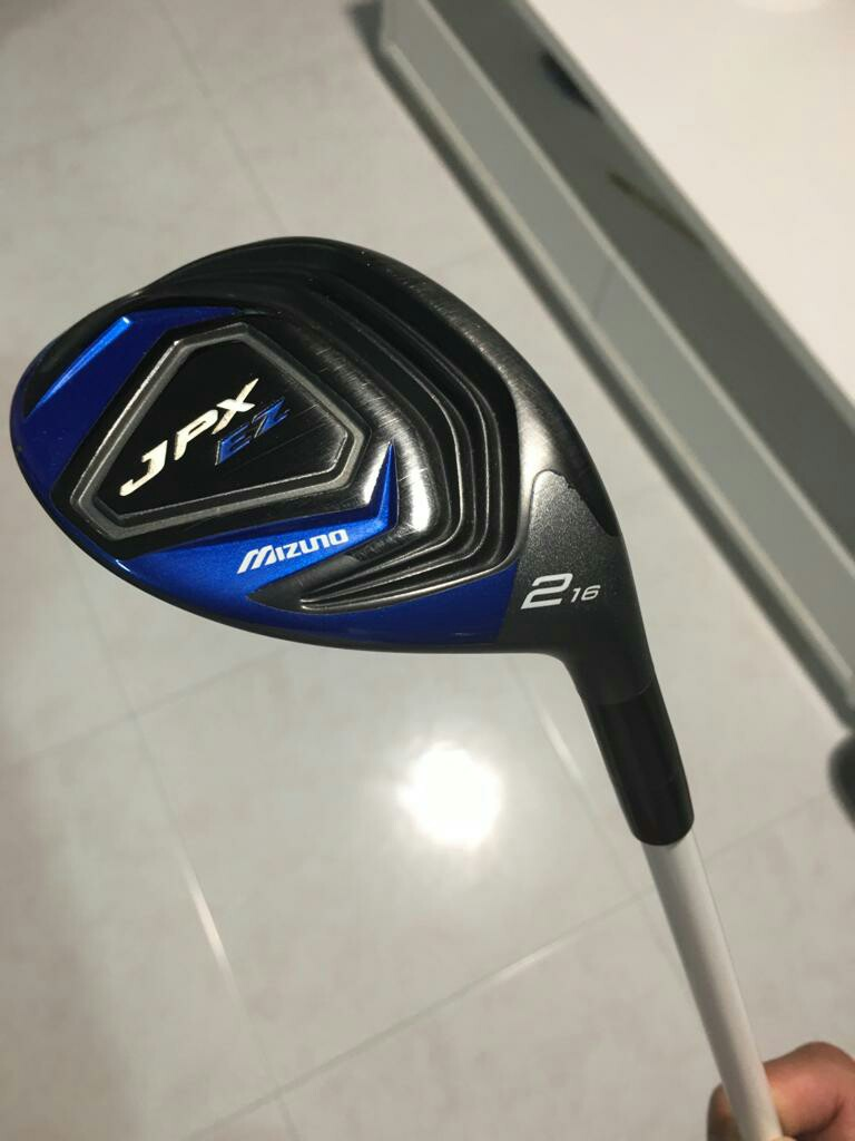 mizuno ez hybrid review