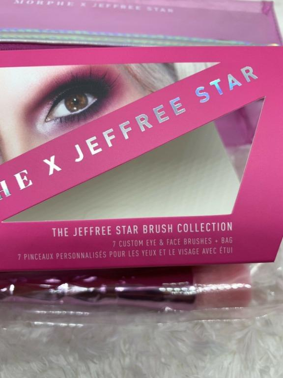 MORPHE x Jeffree Star 7 PC. BRAND NEW & AUTHENTIC [NO SWAPS, PRICE IS FIRM]