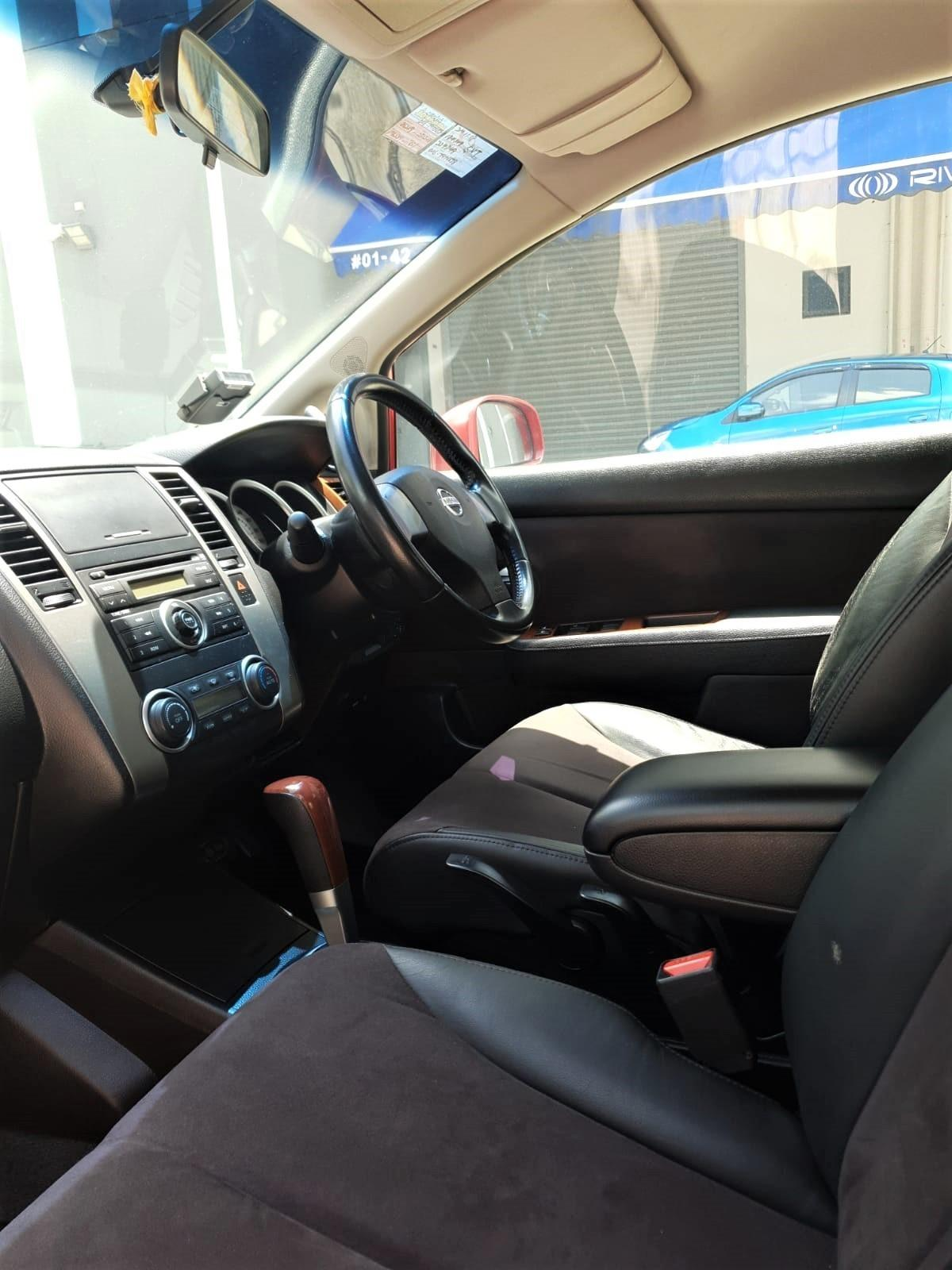 Nissan Latio 1.5A *Best rates, full servicing provided!