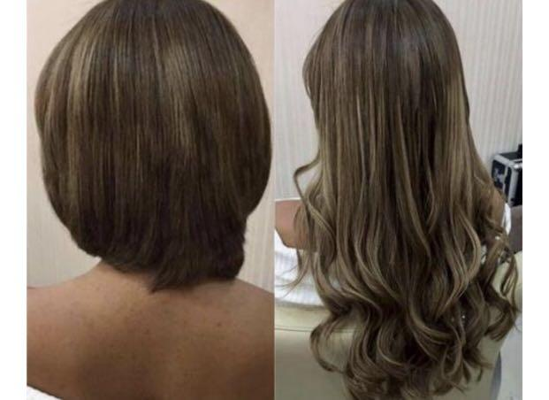 Now offering ; Hair extension, Tape ins! Starting at $275 and up!
