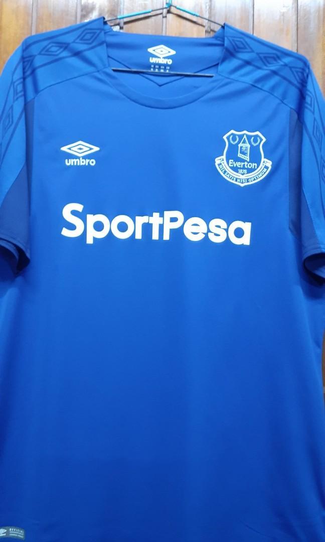 Original Everton Home 17/18
