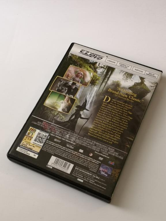 Oz The Great & Powerful DVD Movie