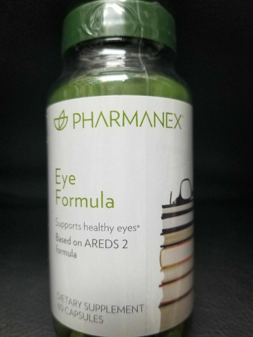 pharmanex eye formula 60 caps
