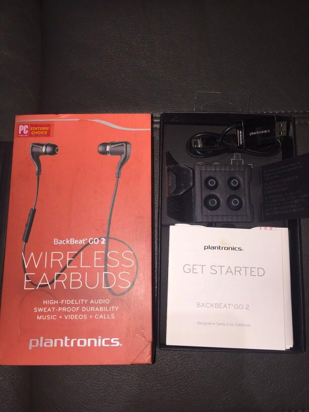 PLANTRONICS RADIO EARPIECES**2 COMPLETE SETS**BRAND NEW SEALED
