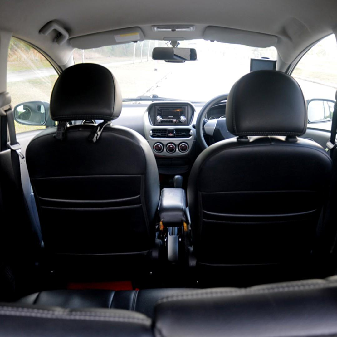 P-plate welcome – Mitsubishi i for rent