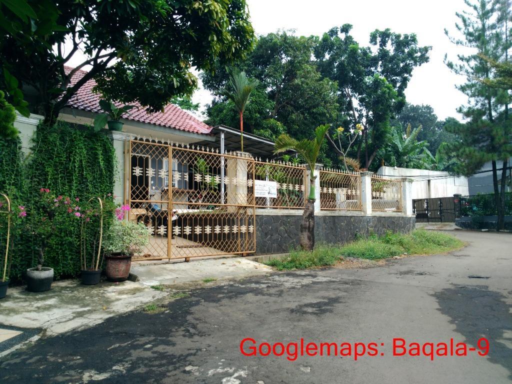 Rumah 1 Lantai, Hook, HGB, One Gate System, Wisma Mas