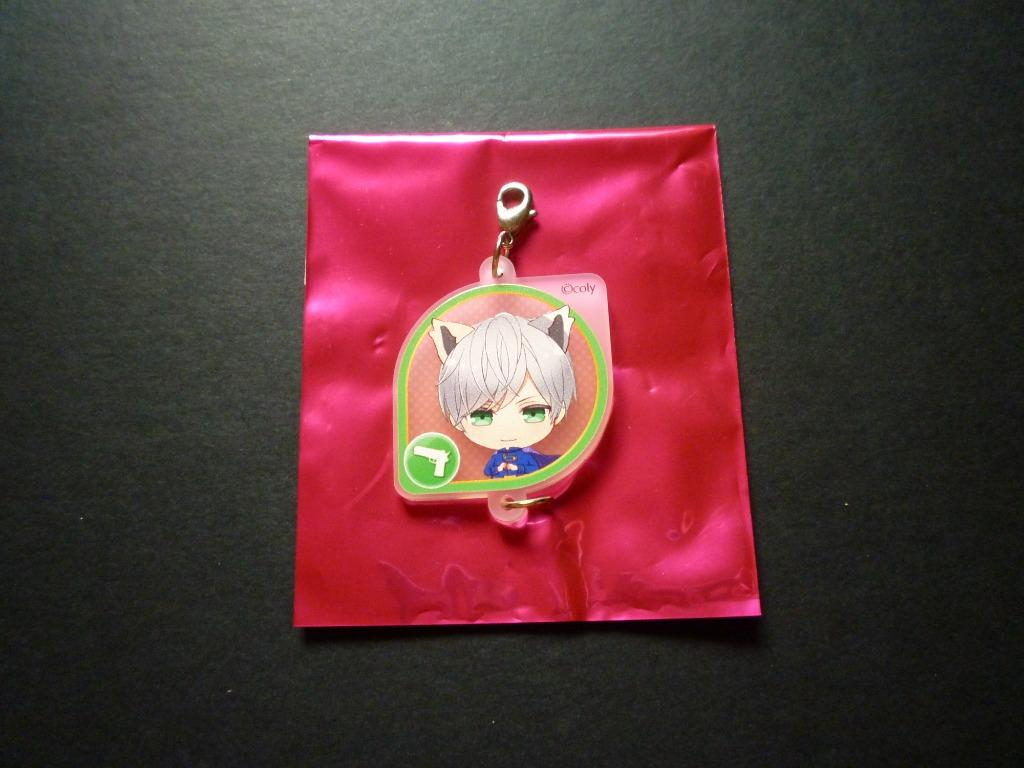 Stand My Heroes in Namja town ~ Arakida Sousei ~ Acrylic Charm Collection B