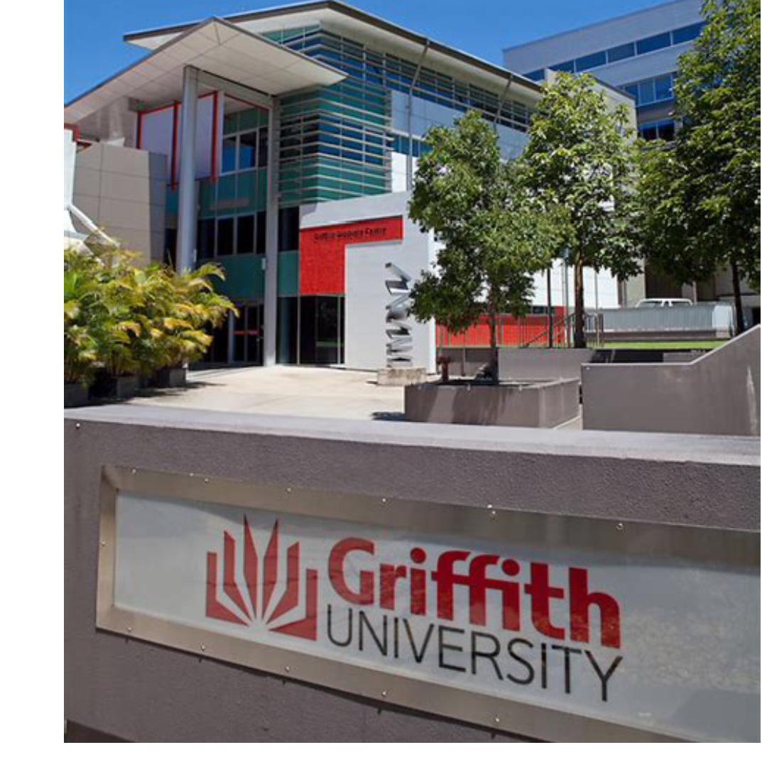 Study in Brisbane recce