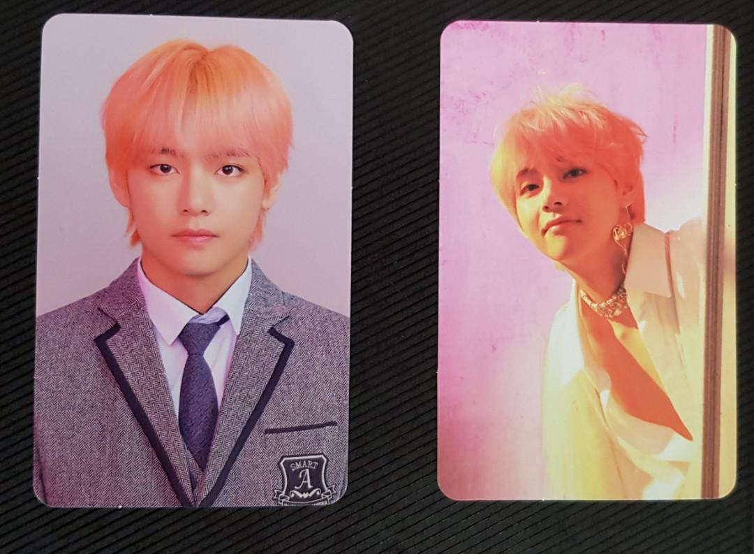 BTS  Love Yourself Answer Photocards - Taehyung (V)