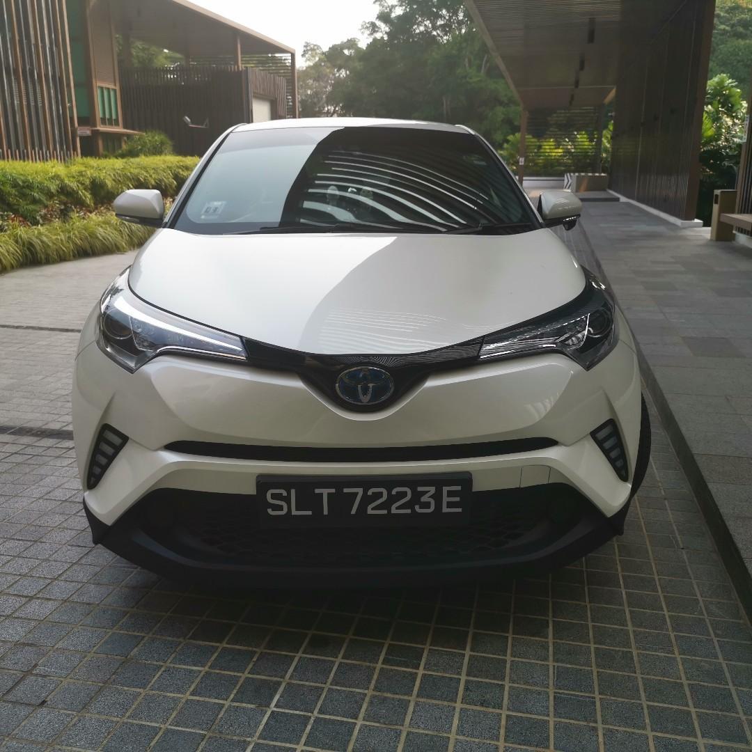Toyota C-HR 1.8 Hybrid S Auto