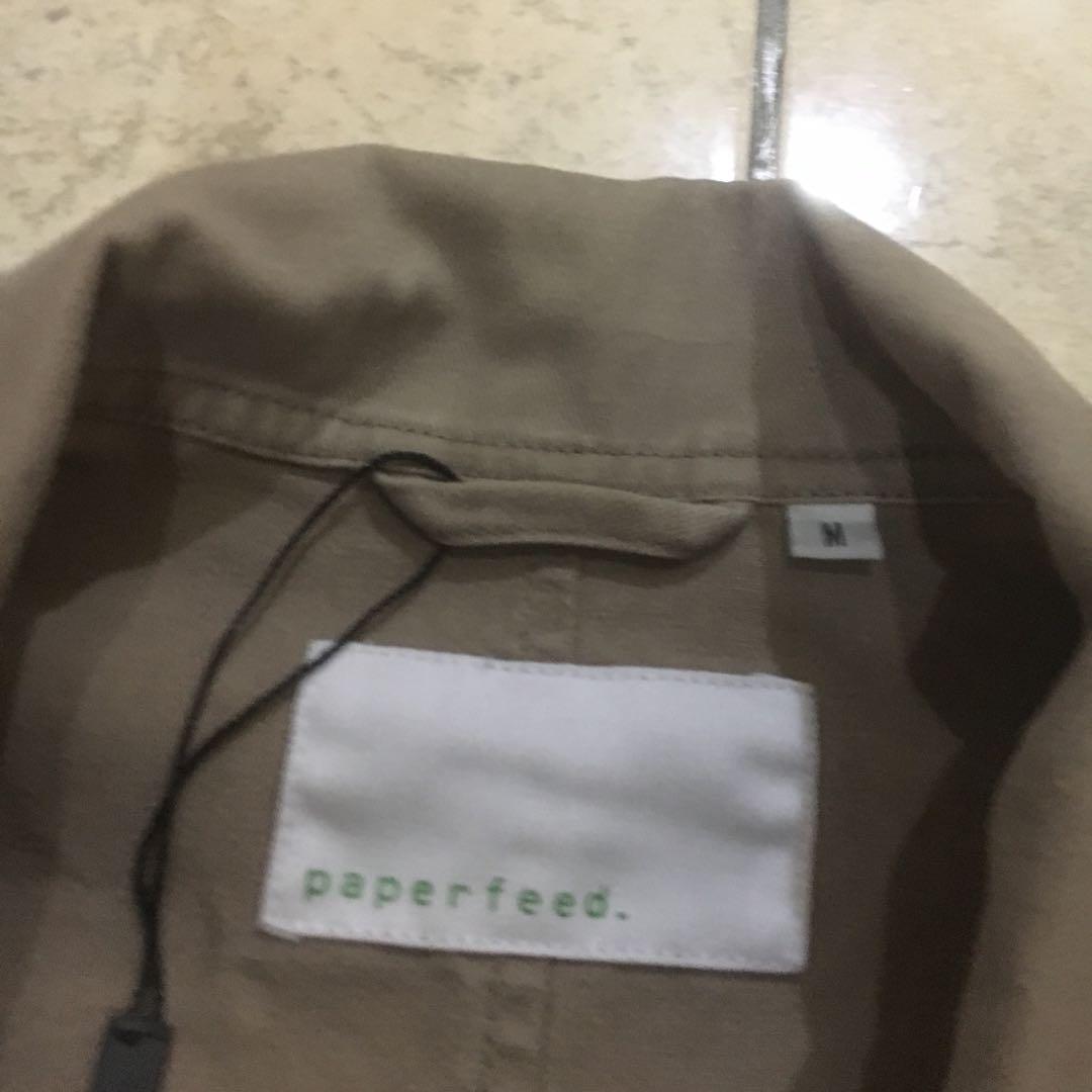 Work Jacket Paperfeed bukan Elhaus Pot meets pop