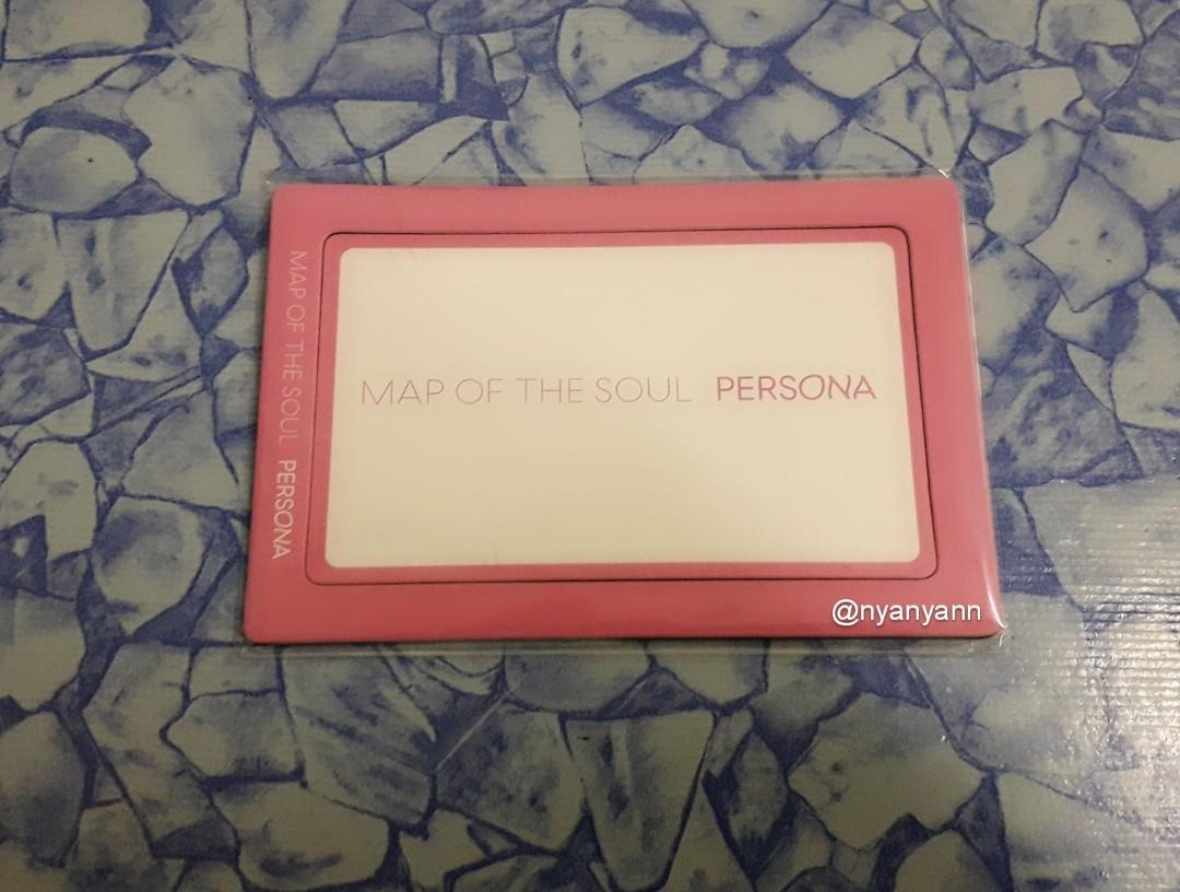 [WTS Only] BTS MOTS:Persona Interpark Preorder Gift