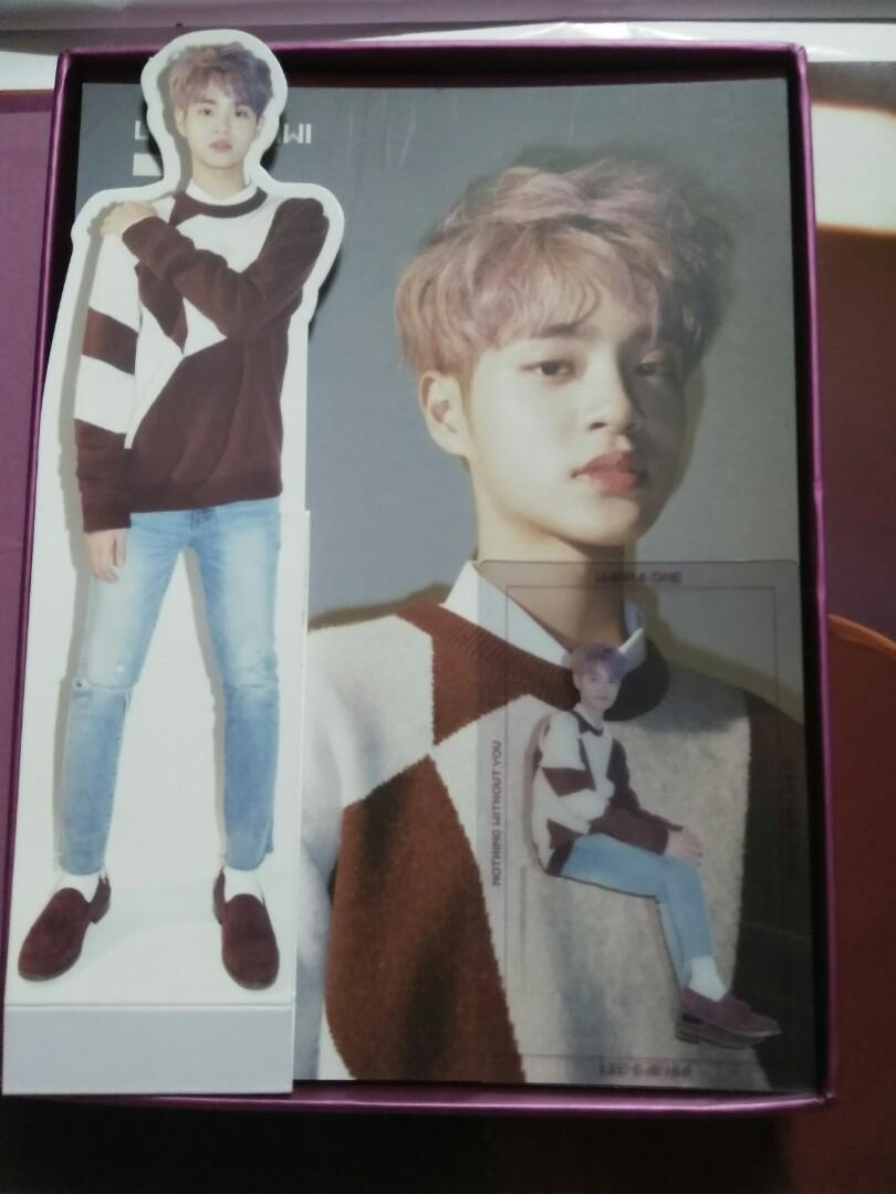 [WTS] WANNA ONE ALBUM NOTHING WITHOUT YOU ONE VERSION DAEHWI FULLSET (free postage)