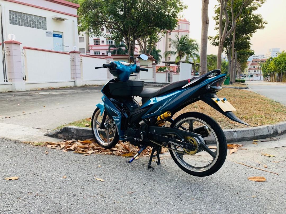 Yamaha Spark 135