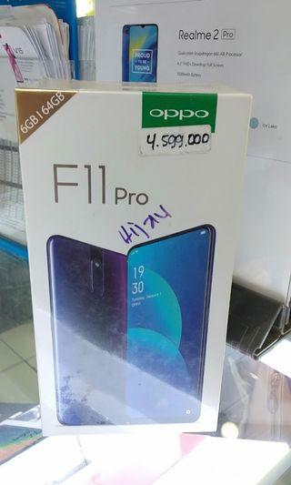 Bisa Kredit Oppo F11 Pro Promo bunga bisa 0%