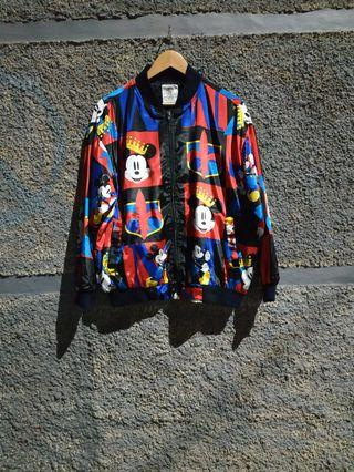 Vintage bomber Mickey mouse not uniqlo dickies Nike stussy