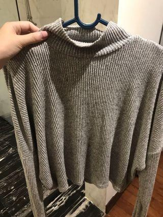 Topshop Knitted Top